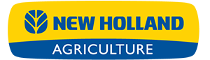 New Holland agriculture and farm machinery logo