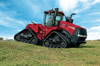 Case IH AFS Connect Steiger 620 from Titan Machinery