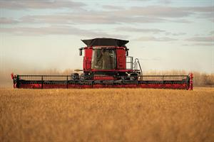 Case IH 8250 Axial Flow Combine from Titan Machinery